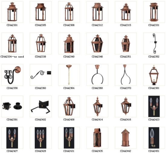 Primo Lantern New Product Line
