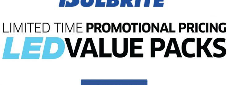 Bulbrite LED Value Pack Promotion