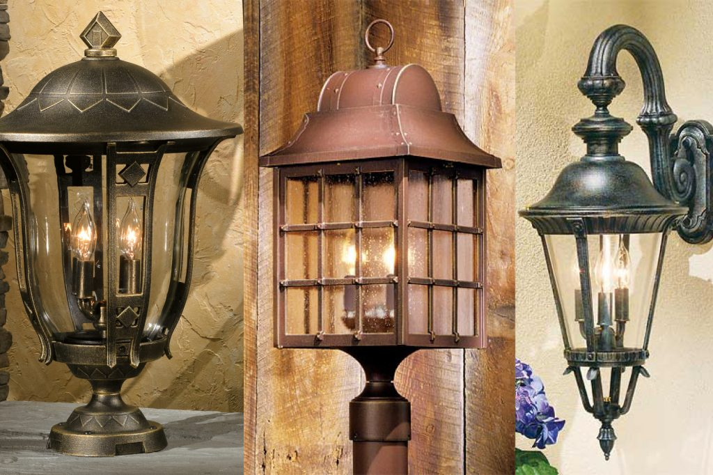 Hanover Lantern The Lights Are Back On